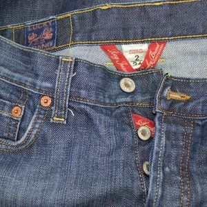 Lucky Brand Jeans - Lucky Brand  Button Fly Jeans  Size 2  Bootcut